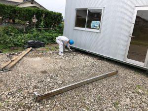 小屋 ガルバリウム鋼板